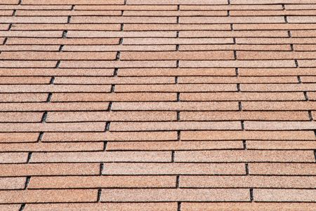 overlapped: Angular overlapped roof shingles as a background
