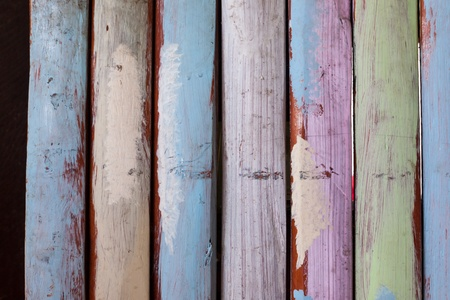 color old wood wall background photo