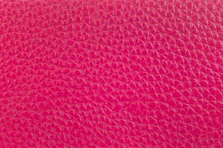 ersatz: pink leather surface Stock Photo
