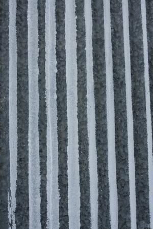 old zinc background photo