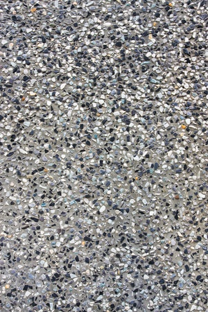 touchstone: a granite surface for decorative works Stock Photo