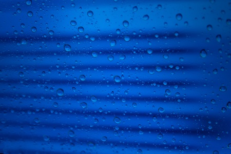 rain drop on abstract background Stock Photo - 11801055