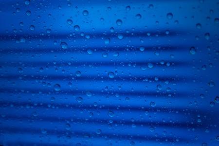rain drop on abstract background Stock Photo - 11801055