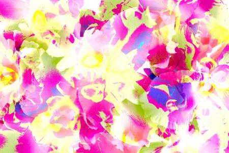 abstrait surface orchid�e Banque d'images