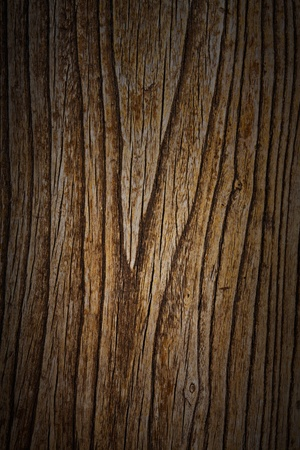 Texture surface of old wooden boards photo