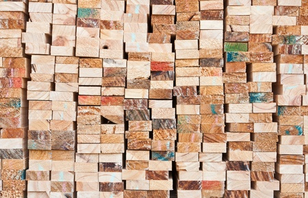 background image of section square logs with colors mark Stock Photo - 12657360