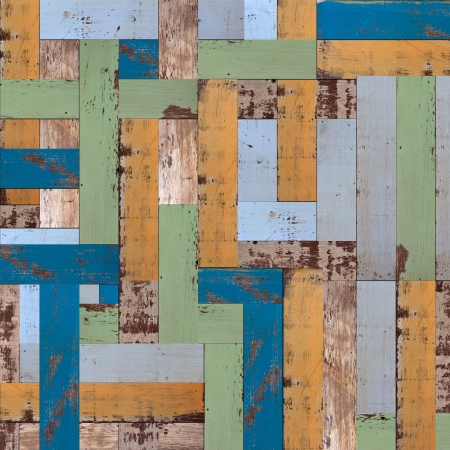 Abstract old painted wood wall background photo