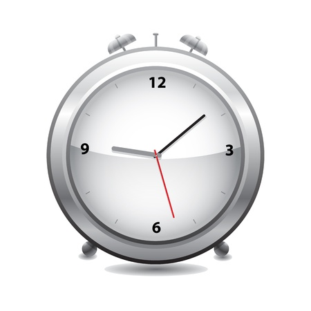 alarm clock icon Stock Vector - 17638283