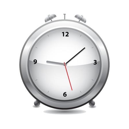 alarm clock icon Stock Vector - 17638283