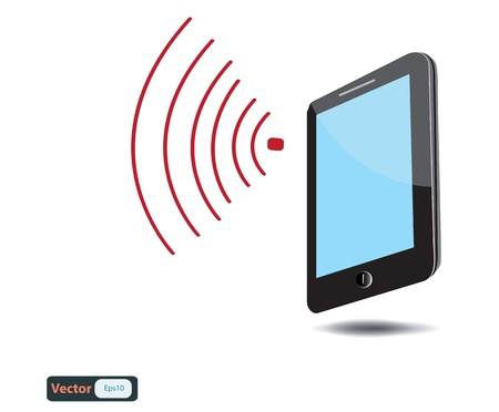 Mobile phone connection, design