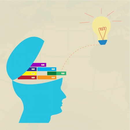 Obtenga idea de fuente de conocimiento