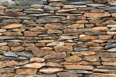 rockwall: Slate stone wall for decoration
