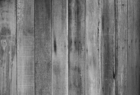 Grunge vintage black and white wood background photo