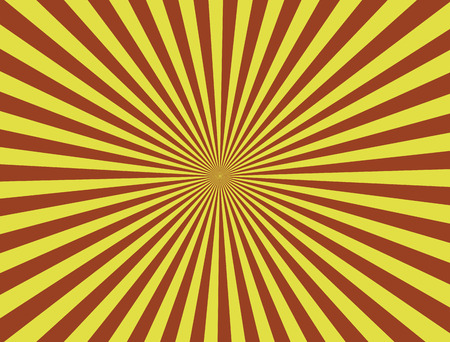 strippad:  Sun Ray Yellow and Red Stripped Design Template
