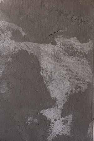 cracked cement: Old cracked cement wall texture background Stock Photo
