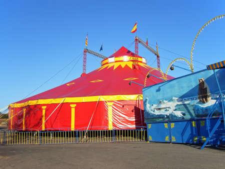 Circus Tent                                                         photo