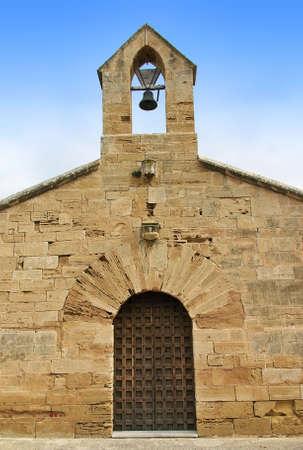Oratori de Santa Anna in Alcudia (Majorca - Spain) Stock Photo - 11263880