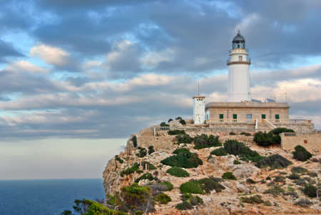 Formentor Lighthouse in Majorca (Spain) photo