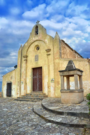 Old church know as El Calvari in Felanitx (Majorca - Spain) Stock Photo - 11515463