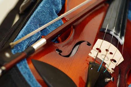 Violino Archivio Fotografico - 28489468