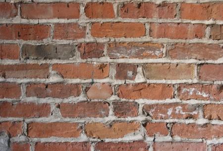 Building bricks form a background pattern