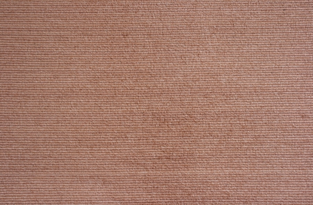 Light brown fabric forms an abstract pattern
