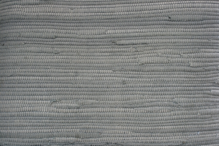 Light blue fabric forms an abstract pattern