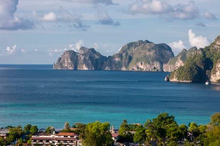 tropical island in thailand Stok Fotoğraf