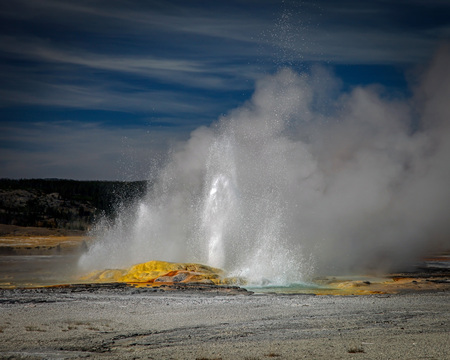 Geyser, Yellowstone