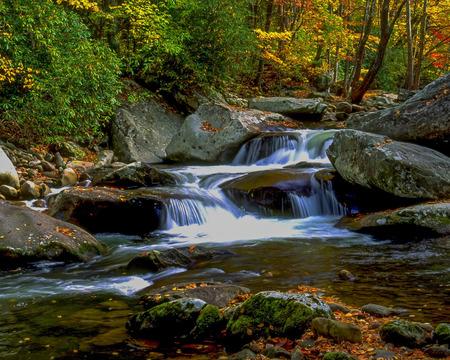 Lillie River, Elkmont