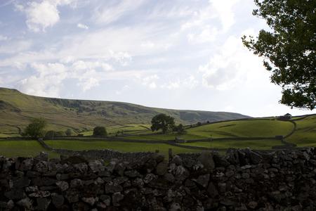 yorkshire dales: Yorkshire Dales Foto de archivo