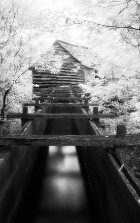 gristmill: Infrared Flume
