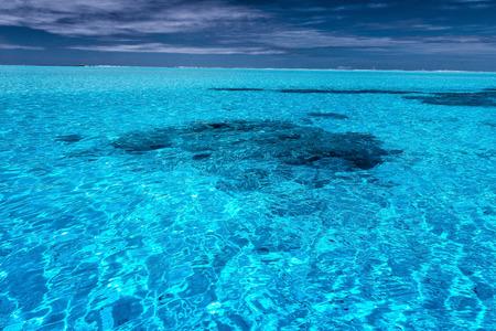 Tahiti ocean