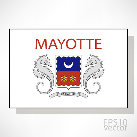 mayotte: Mayotte Illustration