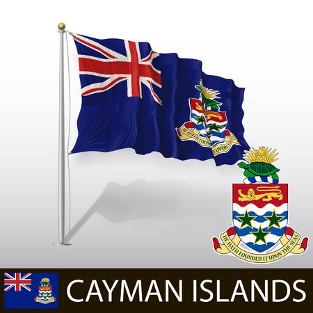 cayman: Drapeau des �les Ca�mans