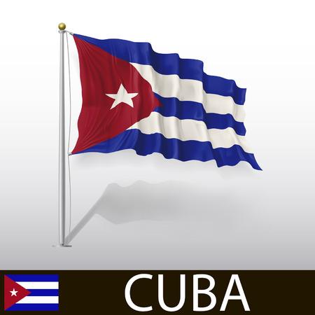 cuban flag: Flag of Cuba