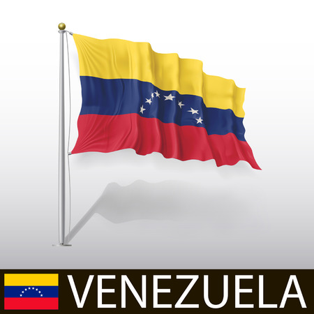 venezuelan: Bandera de Venezuela