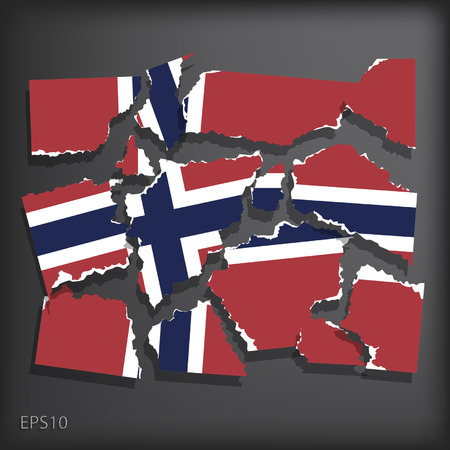 disrupted: Norway