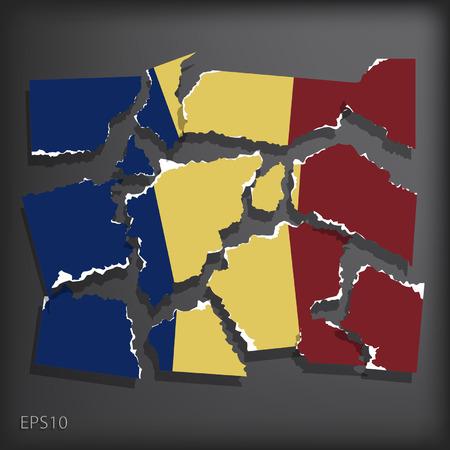 romania: Romania Illustration