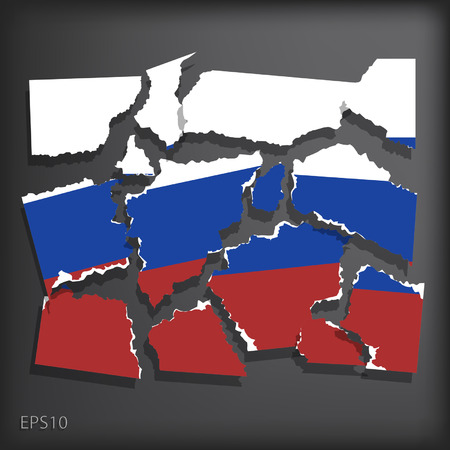 disrupted: Russia