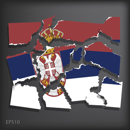 wrecked: Serbia