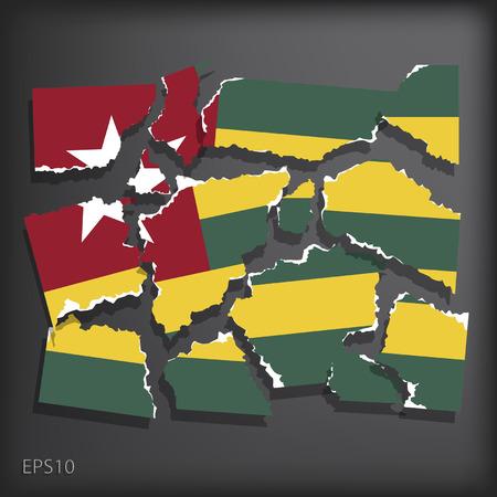 togo: Togo Illustration