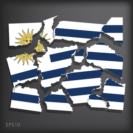 uruguay: Uruguay Illustration