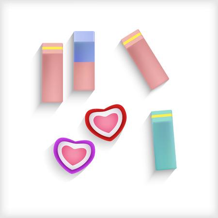 Eraser Vector