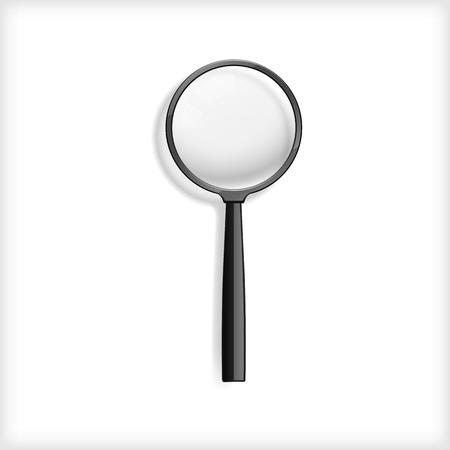 Magnifier Glass Vector