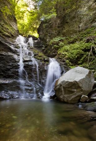 notch: Notch Brook Cascades