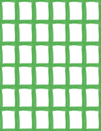 grid: A green grid pattern