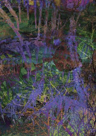 抽象的な背景の写真の操作 写真素材 - 32564720