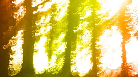 An abstract light streak background image.