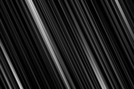 An abstract black and white motion blur background image.